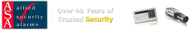 Allied Security Alarms Logo